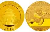 2014熊猫金币收藏价值怎么样?值不值得收藏?