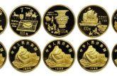 古代科技发明发现系列金银币都有哪些价值?为什么值得收藏?