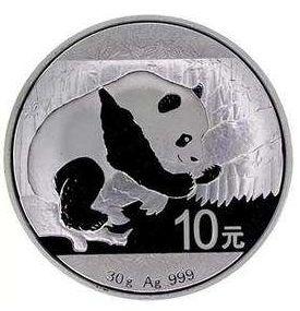 2016年10元熊猫银币应该如何鉴别?如何鉴定2016年10元熊猫银币真伪