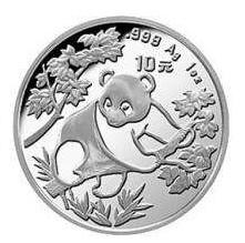 1992熊猫银币收藏价值怎么样?值不值得收藏?