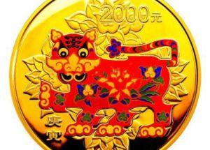 2010年5盎司彩金虎都有哪些魅力?为什么这么受欢迎?