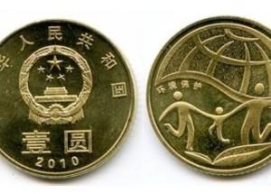 2010环境保护纪念币适合长期投资,收藏最重要有耐心