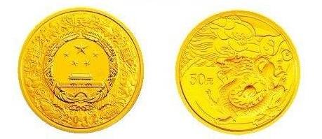 2012中国壬辰(龙)年金银纪念币铸造都有哪些亮点?