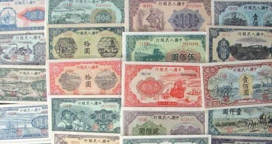第一套人民币全套值多少钱  第一套人民币全套升值幅度大吗