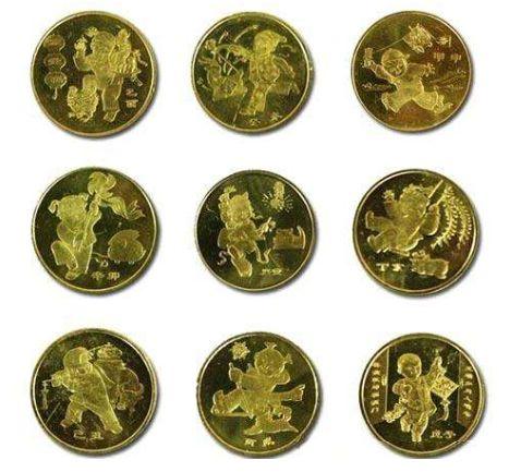 生肖纪念币在收藏市场上成为最迅猛的黑马