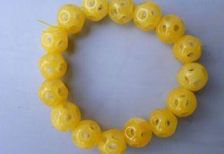 佩戴黄翡翠手串有什么功效 什么人适合佩戴黄翡翠