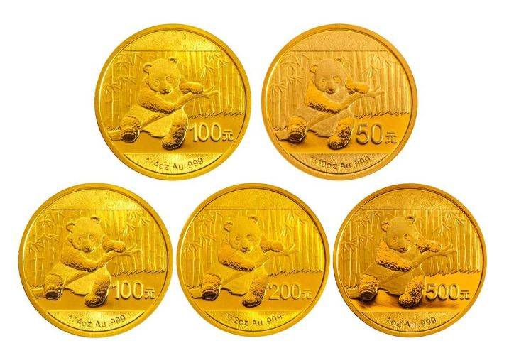 熊猫金币套装收藏价值怎么样?熊猫金币套装怎么投资?