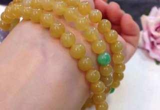 如何辨别黄翡翠手串的真假   鉴定黄翡翠手串的真假方法