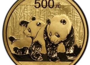 2010熊猫金币价格上涨,成为收藏市场宠儿