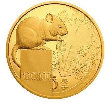 2020鼠年金银纪念币都有哪些规格,发行量都有多少?