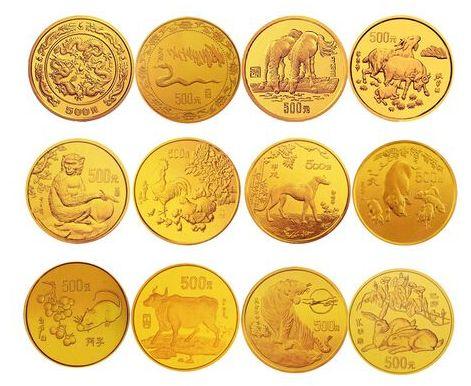 十二生肖金银币价值怎么样?值不值得投资?