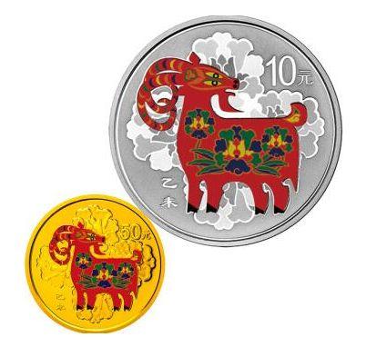 生肖彩色金银币的由来,生肖金银币的发行意义