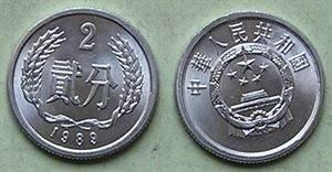 1982年2分硬币值多少钱 影响1982年2分硬币价值的因素