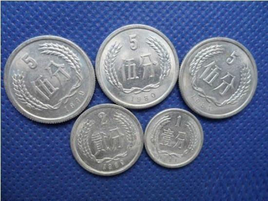 86年5分硬币值12万 86年5分硬币值多少钱