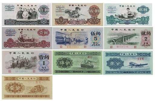 三版人民币最新价格 三版人民币收藏价值分析