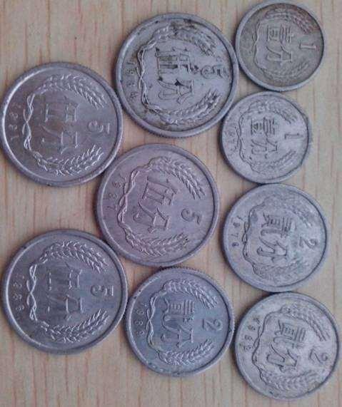 一分二分五分硬币值多少钱 一分二分五分市场价格分析