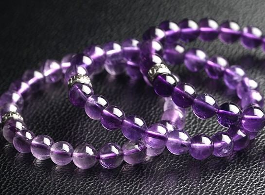 天然紫水晶手串价格如何 紫水晶的功效和作用