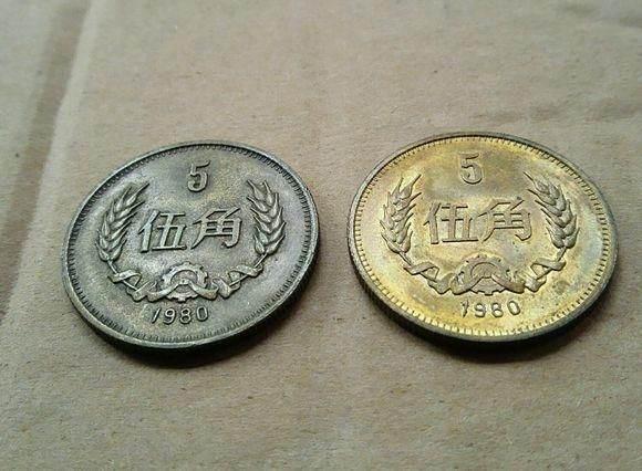 麦穗五角硬币价值  麦穗五角硬币值得收藏吗