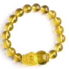 黄水晶手串价格 黄水晶手串有什么寓意