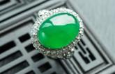 翡翠戒指的价格 翡翠戒指最低价多少钱