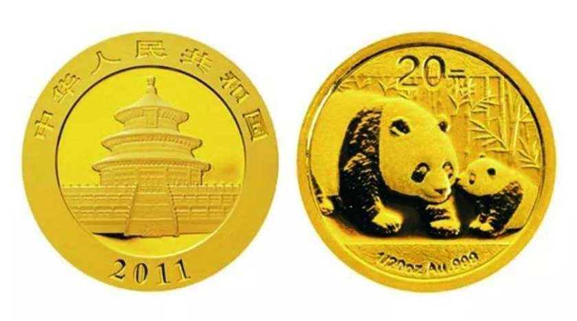 熊猫金银币回收价格  熊猫金银币收藏价值