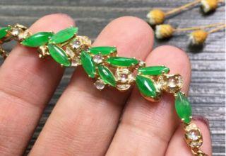 绿翡翠手链代表什么意思 绿翡翠手链