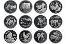 12生肖银币最新价格表   12生肖银币市场行情如何