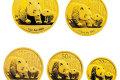 2011年熊猫金币套装最新价格  行情分析
