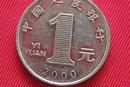2000年一元菊花硬币值多少钱   2000年一元菊花硬币市场价格