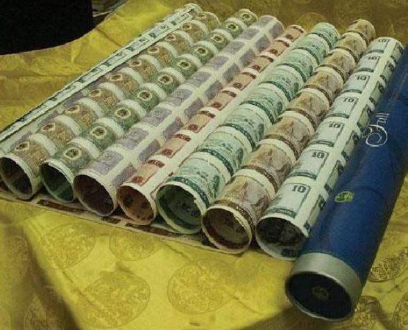 人民币整版连体钞值多少钱    人民币整版连体收藏价值