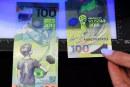 俄罗斯世界杯100纪念钞   俄罗斯世界杯100纪念钞特点