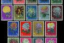 特44菊花邮票值多少钱     特44菊花邮票的价格