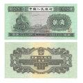 1953二角纸币值多少钱 纸币补号的介绍
