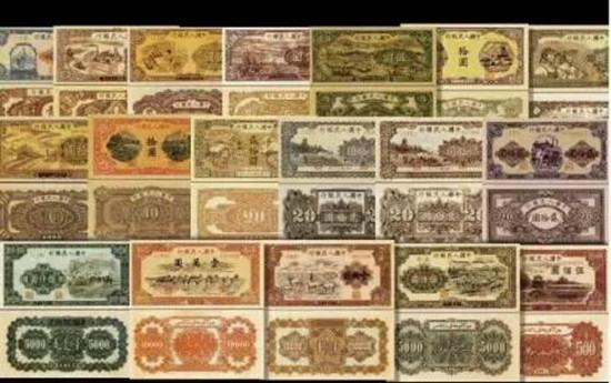 第一套人民币价格 第一套人民币收藏价值
