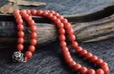 真的红珊瑚手串图片  意大利珊瑚为什么便宜
