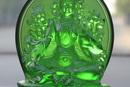 琉璃佛像图片收藏价值   老琉璃的收藏价值