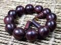 海南黄花梨紫油梨很黑 主要原因是什么