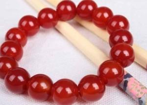 真正的玛瑙手串多少钱   红玛瑙手串多少钱
