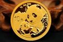 熊猫金银币价格