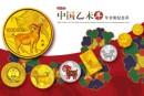 回收2015羊年金银纪念币