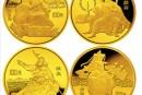 三國演義金銀幣價格