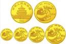 1984年版熊猫金银纪念币价格