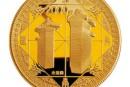 回收2011年天地之中5盎司金幣