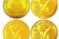 1993年版熊猫金银纪念币价格