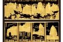 1998年桂林山水方形金币4枚价格