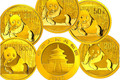 熊猫金币5枚套装回收价格 熊猫金币最新价格表