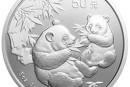 熊貓銀幣50元回收價格