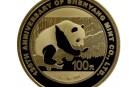 熊猫加字金质纪念币 收藏价值如何