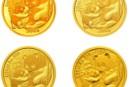 2005年版熊猫金银纪念币价格