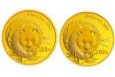2003年熊貓金銀幣套裝價格